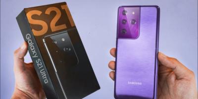 """سامسونغ"" تطرح إصدارًا خاصًا من هاتف Galaxy S21"