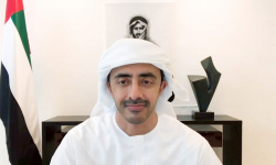 عبد الله بن زايد يترأس اجتماعًا هامًا بشأن مواجهة غسل الأموال وتمويل الإرهاب