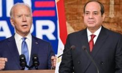 عاجل.. الرئيس الأمريكي يبحث مع نظيره المصري وقف العنف والتصعيد في الأراضي الفلسطينية