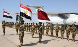 انطلاق فعاليات التدريب العسكري الإماراتي المصري المشترك