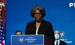 المندوبة الأمريكية تُطالب بوقف كامل لإطلاق النار في ليبيا