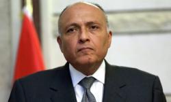 وزير الخارجية المصري يتلقى اتصالًا هاتفيًا من نظيره الإسرائيلي