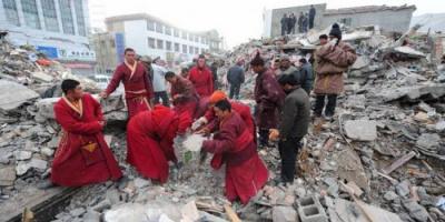 مصرع 3 أشخاص وإصابة 27 في زلزال بالصين
