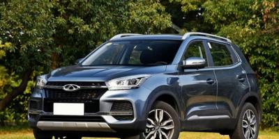 شيري الصينية تكشف عن سيارة XC كروس أوفر الجديدة