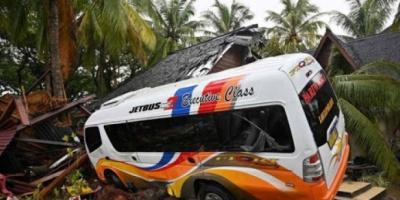 مصرع 5 مسؤولين جراء سقوط حافلة من منحدر ببوليفيا