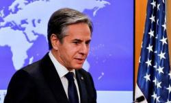 بلينكن يحذر إسرائيل وفلسطين من عدم الوصول لتسوية