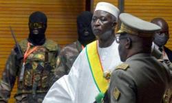 بعد اعتقال الرئيس.. انقطاع البث التلفزيوني الرسمي في مالي