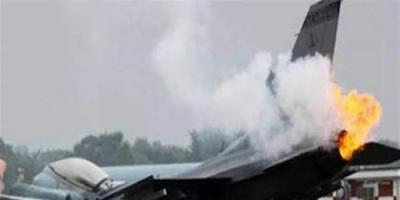 تحطم طائرة عسكرية قرب لاس فيغاس ومصرع قائدها