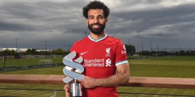 رسميا.. صلاح أفضل لاعب في ليفربول بالموسم