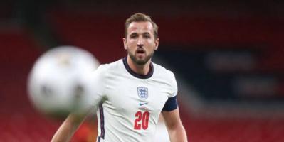 هاري كين يقود قائمة من 33 لاعبا لإنجلترا في يورو 2020