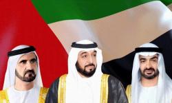 رئيس الإمارات وبن راشد وبن زايد يهنؤون رئيسة جورجيا بذكرى الاستقلال