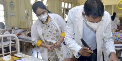 """قلق في الهند بعد إصابة 9000 شخص بـ""""الفطر الأسود"""""""