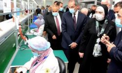 مصر تدشن أول خط لتصنيع أجهزة التابليت واللاب توب (صور)