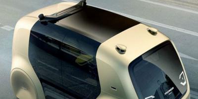 شركة روسية تكشف عن نموذج لمركبة كهربائية ذاتية القيادة