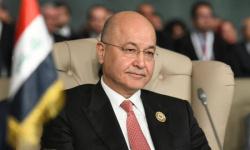 الرئيس العراقي يؤكد على إجراء الانتخابات البرلمانية في موعدها
