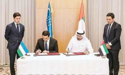 الإمارات تبني المزيد من المشاريع في أوزبكستان للإسهام في عملية التنمية