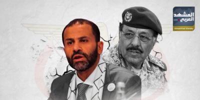 حميد الأحمر يعري حماقات الشرعية ضد الجنوب