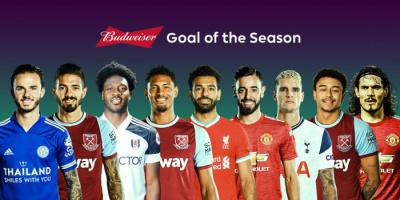 صلاح ينافس على جائزة أفضل هدف في الموسم بالدوري الإنجليزي