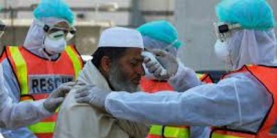 باكستان ترصد 1771 إصابة جديدة بكورونا