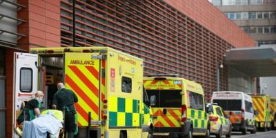 الصحة البريطانية تسجل 3165 إصابة جديدة بكورونا