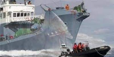 اليابان تحتجز سفينة روسية لصيد الأسماك