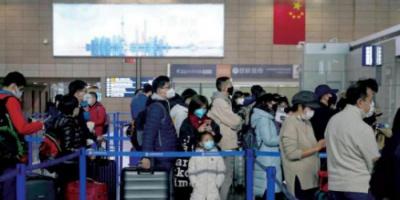 الصين تسجل 24 إصابة دون وفيات بكورونا