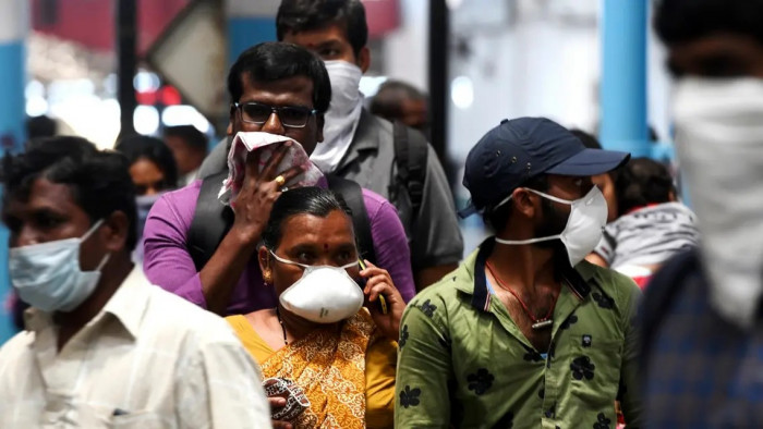 الهند تُسجل 2887 وفاة و134154 إصابة جديدة بكورونا