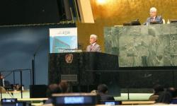 الإمارات تقدم الإعلان السياسي لمكافحة الفساد بالأمم المتحدة