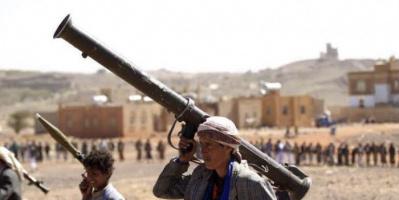 مدفعية الحوثي.. نيران تخترق صدور الضعفاء