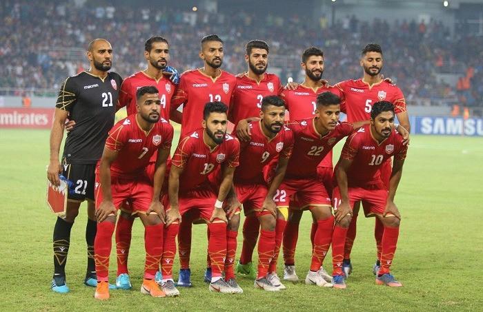 البحرين تكتسح كمبوديا بثمانية وتتصدر المجموعة الثالثة بتصفيات كأس العالم 2022