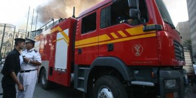 حريق بأحد السجون المصرية يقتل 6 أطفال ويصيب 25