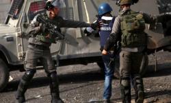 تقرير فلسطيني يرصد الانتهاكات الإسرائيلية تجاه الصحفيين خلال مايو