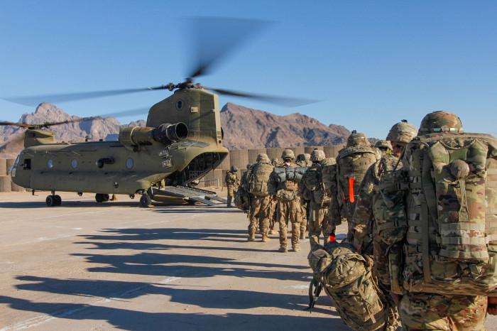 الصين وباكستان تنتقدان آلية سحب القوات الأجنبية من أفغانستان