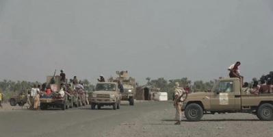"""مواجهة التسللات الحوثية.. المشتركة تصد تحركات المليشيات """"التمددية"""""""
