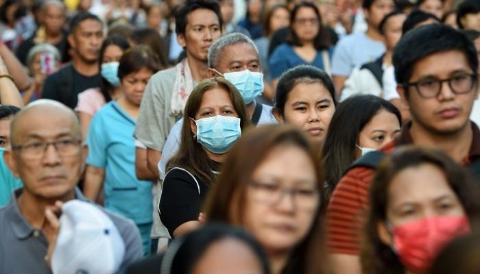 الفلبين.. 181 وفاة و7450 إصابة جديدة بكورونا