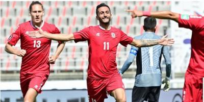 لبنان يهزم سريلانكا في التصفيات الآسيوية