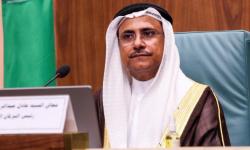 رئيس البرلمان العربي: إيران لا تريد الخير للدول العربية