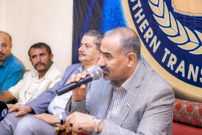 الزُبيدي: أبين بوابة النصر وصبرنا على الانتهاكات لن يطول
