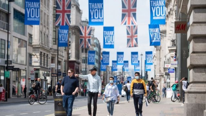 بريطانيا تعلن الحصيلة اليومية لإصابات كورونا (تفاصيل)