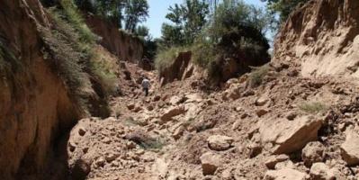 مصرع 6 أطفال في انهيار صخرة بغرب دارفور