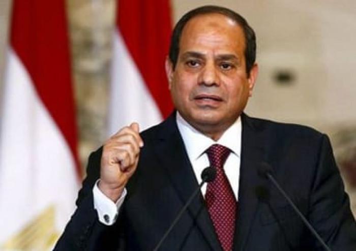 الرئيس المصري يبحث مع رئيس وزراء إسبانيا تطورات القضية الفلسطينية