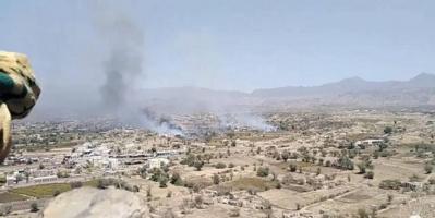 الحوثيون في 4 أيام.. قتل وحرق وتهجير سكان