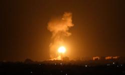 3 صواريخ كاتيوشا تستهدف قاعدة بلد الجوية بالعراق