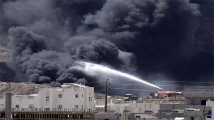 انفجار عنيف في صنعاء