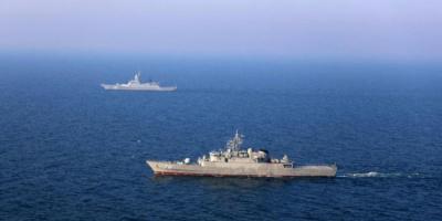 في خطوة ابتزازية.. إيران تُرسل مدمرات إلى المحيط الأطلسي