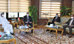 الإمارات ومصر تبحثان تعزيز العلاقات في مجال النقل الجوي