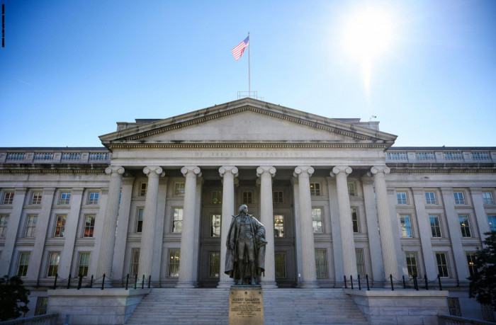 عقوبات أمريكية على شبكة تمويل حوثية