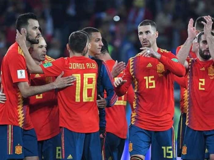 منتخب إسبانيا يحصل على لقاح كورونا قبل يورو 2020