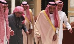 وفاة المستشار في الديوان الملكي السعودي الشيخ ناصر الشثري