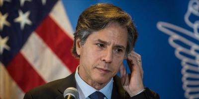 وزيرا خارجية أمريكا والصين يبحثان الملف النووي هاتفيا